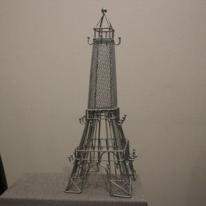 4/$30 🌷 Eiffel Tower Jewelry Holder